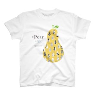 毎日ラフランス T-shirts