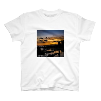 Waikiki Sunset T-shirts