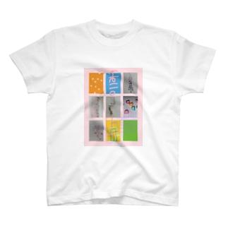 素材  T-shirts