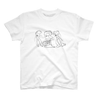 水ズ T-shirts