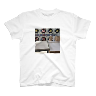 コインランドリー T-shirts