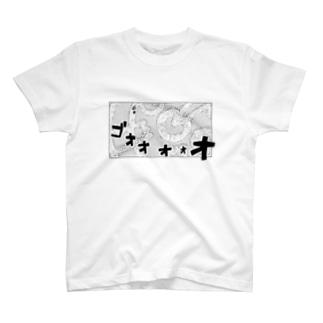 ミステリーサークル T-shirts