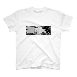 フライングデビル T-shirts