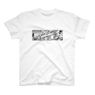 抗争 T-shirts