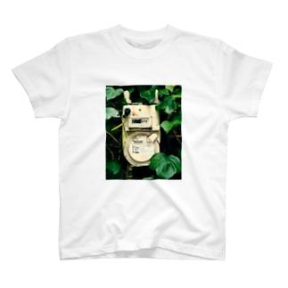 ドットガスメーター T-shirts