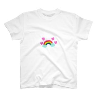 にじとハート T-shirts