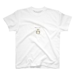カワウソとおすし T-shirts