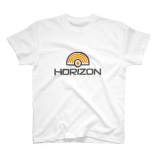 仮想通貨 HORIZON T-shirts