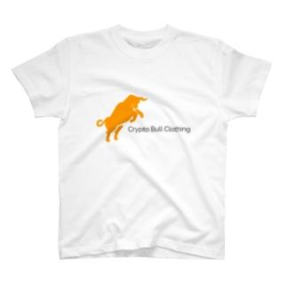 - Crypto Bull - T-shirts