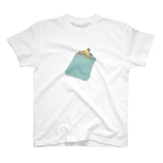 エゴサをするリクガメ T-shirts