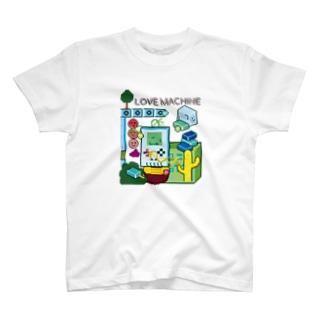 LOVE MACHINE T-shirts