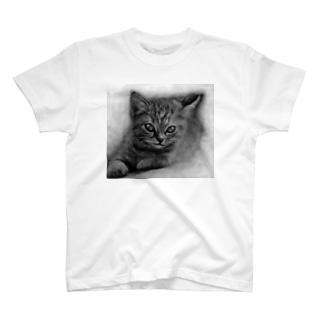 リアル猫(仮) T-shirts