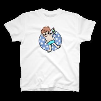 holidayのイケイケ坊やのバケーション T-shirts