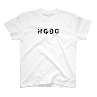 ロゴ黒 T-shirts