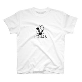 げんぴょんだ T-shirts