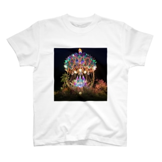 幻想夜空 T-shirts