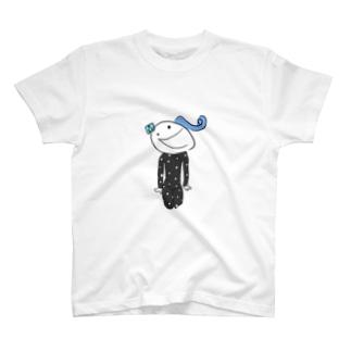 ゾゾゾのほ太郎 T-shirts
