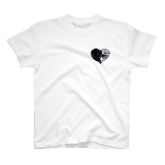 ねこはーと T-shirts