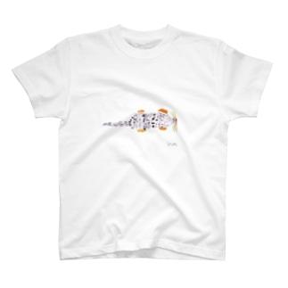 モグラくん T-shirts