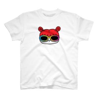 【フェス】栗酢豚マヨちゃん T-shirts