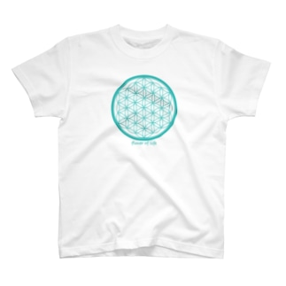 flower of life A T-shirts