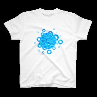 とりあえず作成室の水をもとめて💦 T-shirts