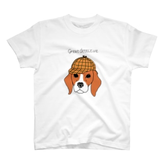 great  detective beagle T-shirts