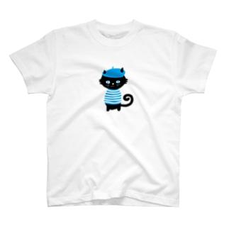 バタにゃん T-shirts