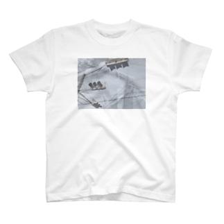 道路Tシャツ T-shirts