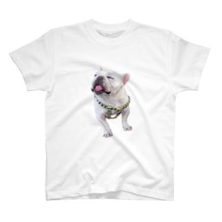 スマイルもー君 T-shirts