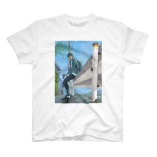 マチ T-shirts