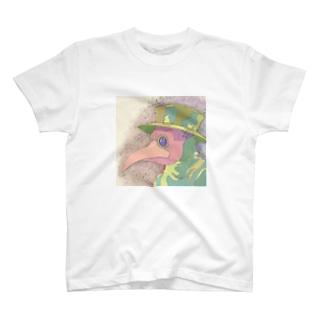 感染源 T-shirts