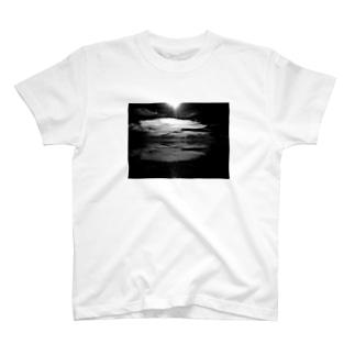 team-heacoの海と空 T-shirts