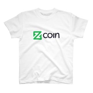 仮想通貨 Zcoin T-shirts