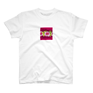 symntnrtの紅華 T-shirts