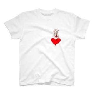 きみのため T-shirts