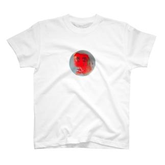 赤丸 T-shirts