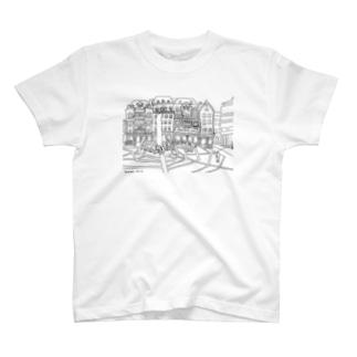 長谷川もえのdomplatzmainz T-shirts