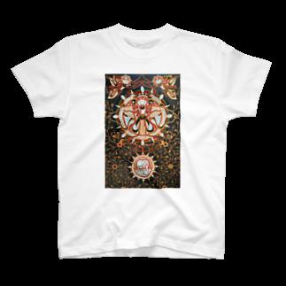 MSHT SHOPの始原の種 T-shirts