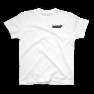 bou_design_inoの目指せ、チャンピオンレーサー T-shirts