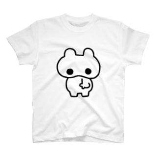 うさぎのTAMTAP T-shirts