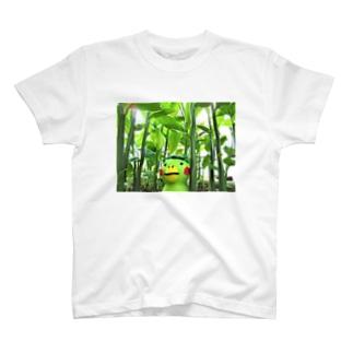 かっぱの隠れ家 T-shirts