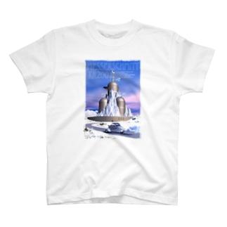 メッサーイラスト02 T-shirts