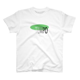 LIFE writerのTEMPO T-shirts