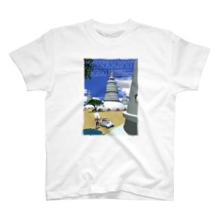 メッサーイラスト03 T-shirts