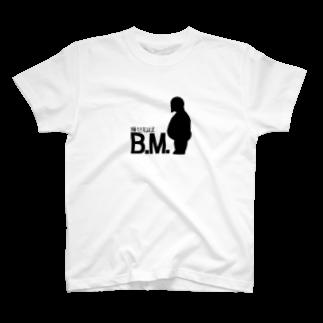 トレンドショットのBMI T-shirts