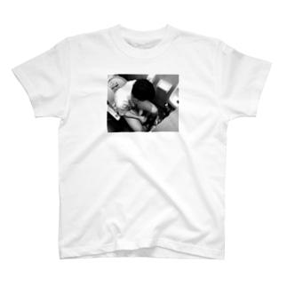 石原メルトダウンTシャツ T-shirts