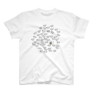 ウルフくん T-shirts