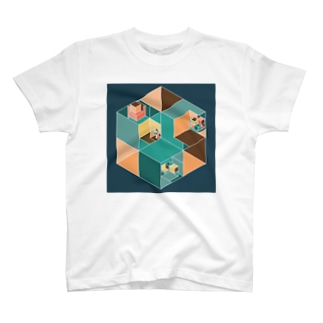 Room in the room T-shirts
