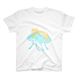 くらげねこ T-shirts